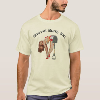 T-shirt Shovel Bum, Inc.
