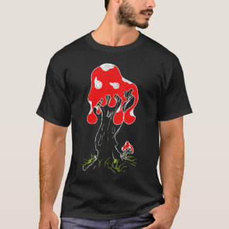 T-shirt shroom