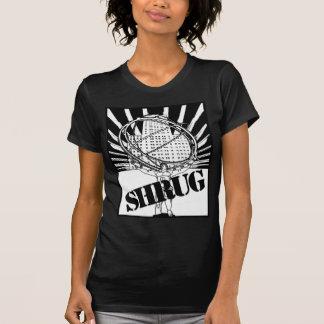 T-shirt SHRUG inspiré par l'atlas nouvel gesticulé