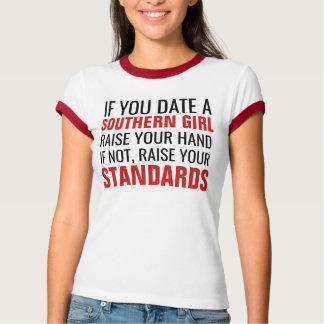 T-shirt Si vous aimez un augmenter du sud de fille votre