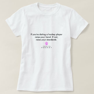 T-shirt Si vous datez…