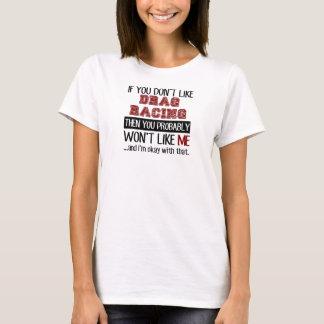 T-shirt Si vous n'aimez pas le cool de emballage d'entrave