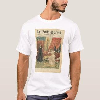 T-shirt Sibylle Sanderson et Monsieur Jean de Mademoiselle