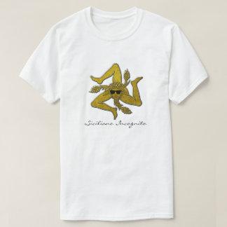 T-shirt Siciliano incognito