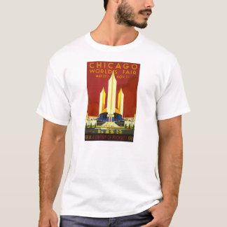 T-shirt Siècle 1933 de l'Exposition universelle de