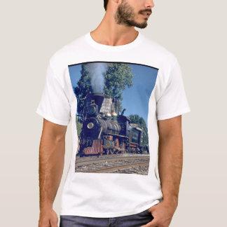 T-shirt Sierra rr 4-6-0 #3, 1893_Trains