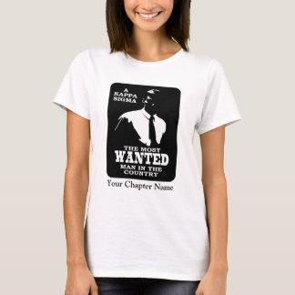 T-shirt Sigma de Kappa - le plus voulu