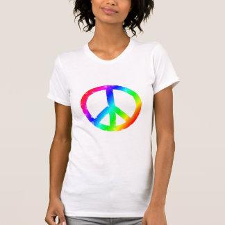T-shirt Signe de paix - chemise