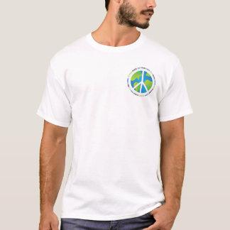 T-shirt Signe de paix du monde