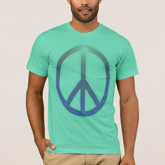 "T-shirt Signe de paix ""l'Eclipes """