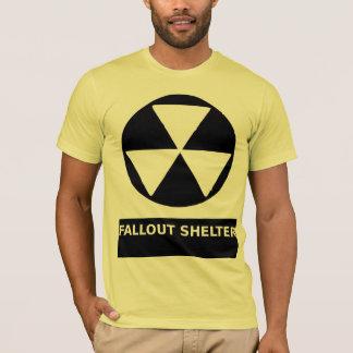 T-shirt Signe de retombées radioactives
