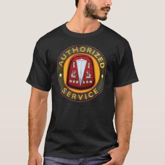 T-shirt Signe de service de voitures du Hudson