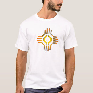 T-shirt Signe de Zia Sun
