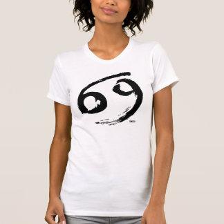 T-shirt Signe de zodiaque de Cancer