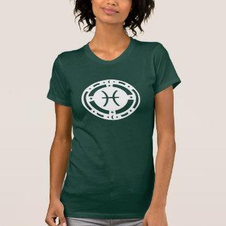 T-shirt Signe de zodiaque de Poissons