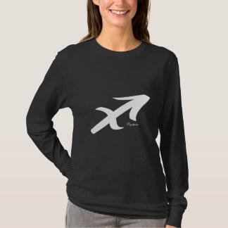 T-shirt Signe de zodiaque de Sagittaire