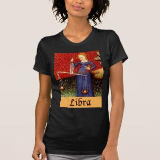 T-shirt Signe exotique de zodiaque de Balance