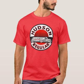 T-shirt Signe régulier vintage d'essence du Hudson