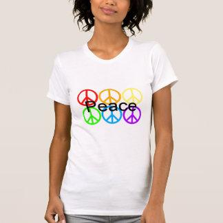 T-shirt Signes de paix