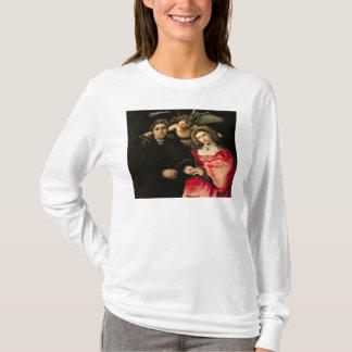T-shirt Signor Marsilio Cassotti et son épouse, Faustina