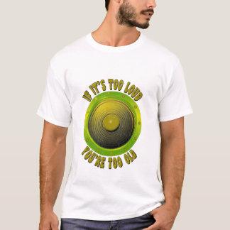 T-shirt S'IL est TROP BRUYANT