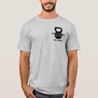 T-shirt S'il était facile, - customisé