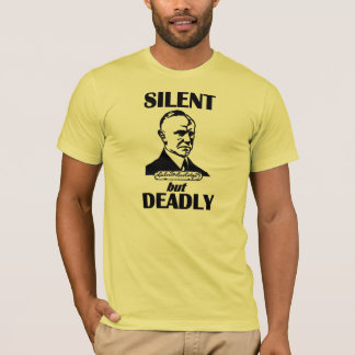 T-shirt Silencieux mais extrêmement