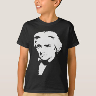 T-shirt Silhouette d'Andrew Jackson