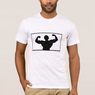 T-shirt Silhouette d'Arnold