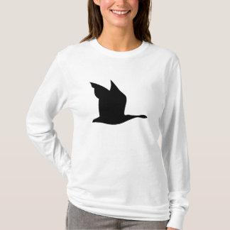 T-shirt Silhouette de dingue
