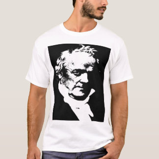 T-shirt Silhouette de James Buchanan