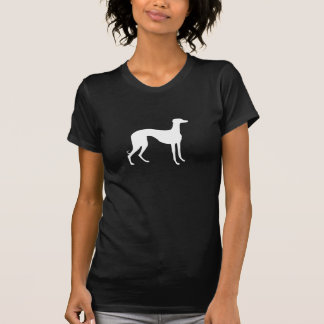 T-shirt Silhouette de lévrier