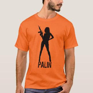 T-shirt Silhouette de Palin