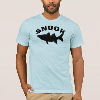 T-shirt Silhouette de Snook - pêche de Snook