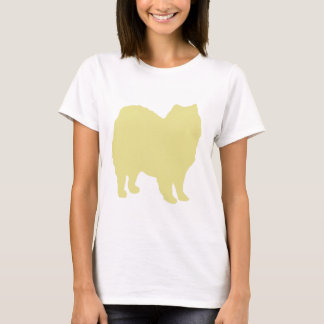 T-shirt Silo américain de biscuit de chien esquimau