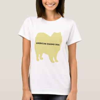T-shirt Silo nommé esquimau américain de buscuit