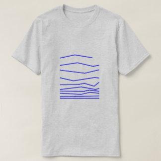 T-shirt Silver Sea