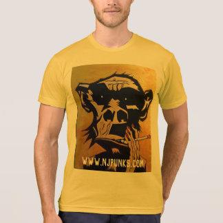 T-shirt simien de tabagisme