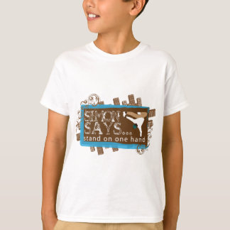 T-shirt Simon dit