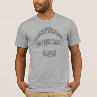 T-shirt simple d'Asperger