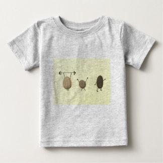 T-shirt simple pourtant rocheux