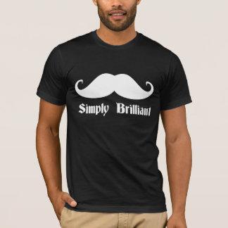 T-shirt Simplement brillant