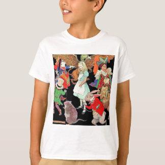 T-shirt Simplement, follement Alice