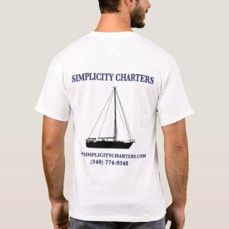 T-shirt Simplicité de base