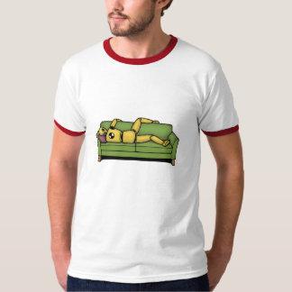 T-shirt Simulacre de Tets de protection d'accident