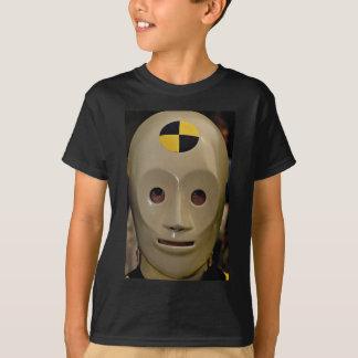 T-shirt Simulacre d'essai d'accident