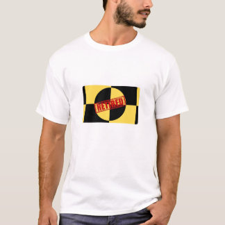 T-shirt Simulacre retiré d'essai d'accident
