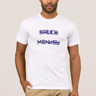 T-shirt Singe 2 de sauce