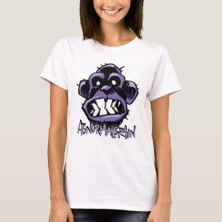 T-shirt Singe anormal