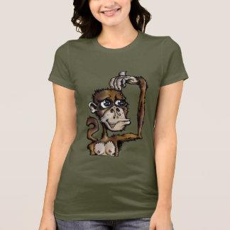 T-shirt Singe Bizness-JGAD